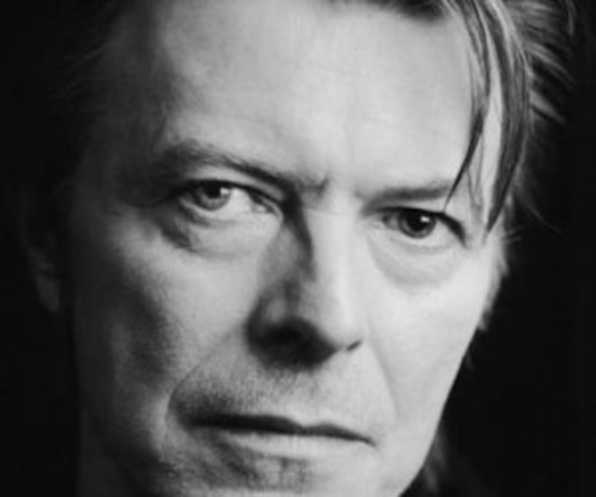 David Bowie - departed this earth January 10th, 2016 - Rest in Peace