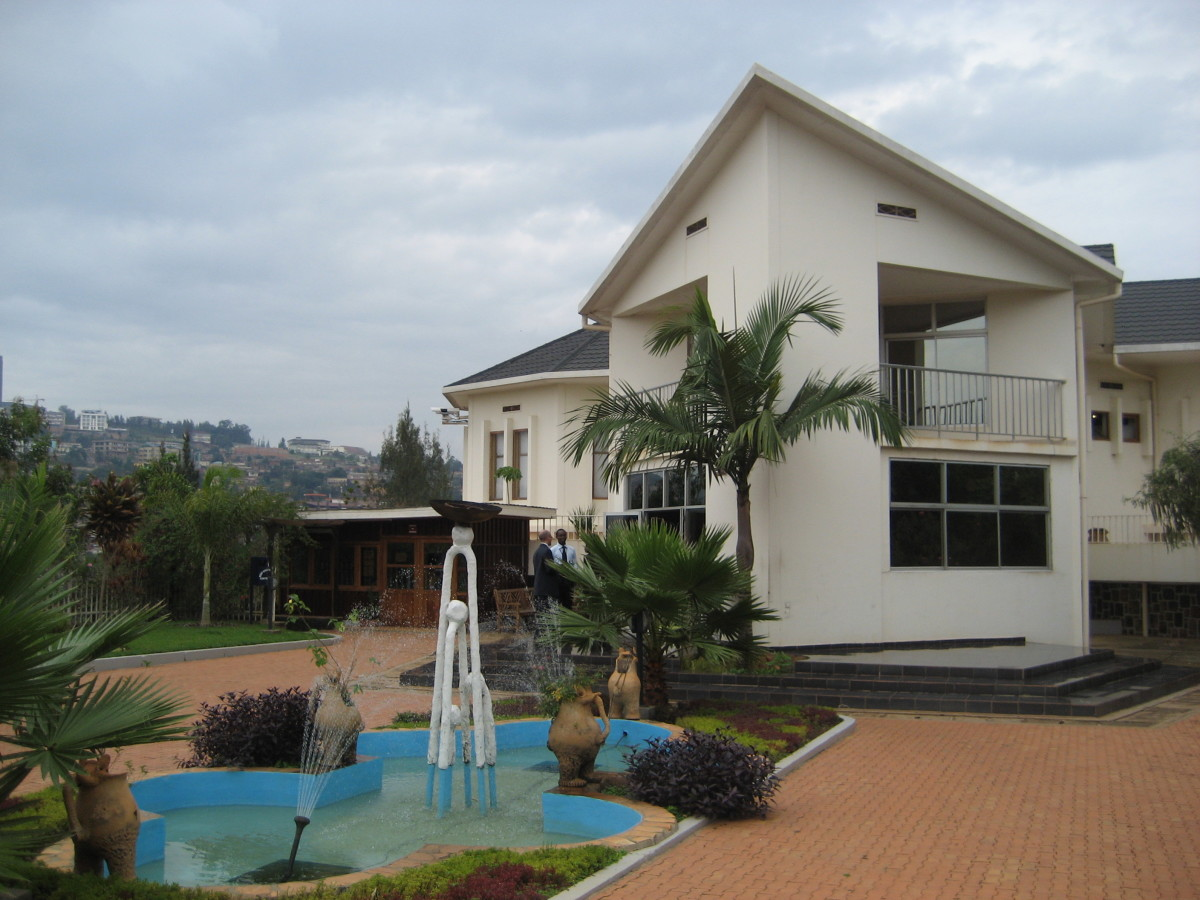 Kigali Memorial Centre By U.S. Department of the Treasury. The Kigali Genocide Memorial, in Kigali, Rwanda hosts a visitors centre for those who wish to understand what happened in the genocide.
