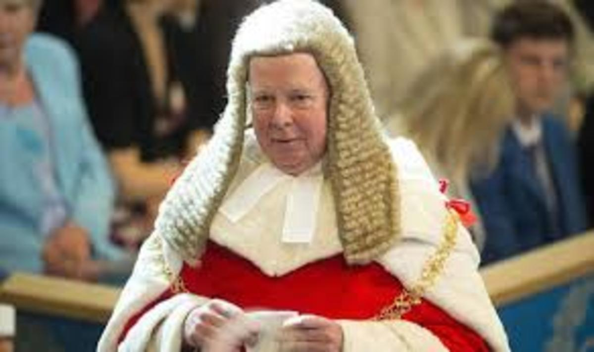 The Supreme Court did not allow a QC to talk to a submission that is constitutional dynamite
