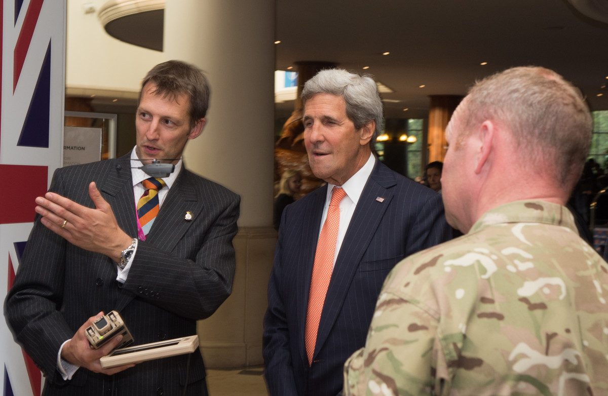 John Kerry, September 4, 2014