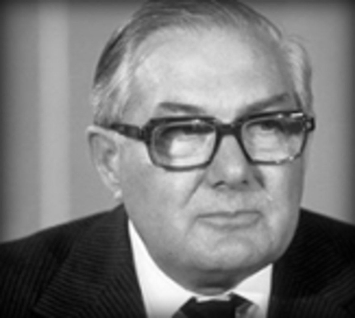 James Callaghan Prime Minister at time of massive strikes in 1979