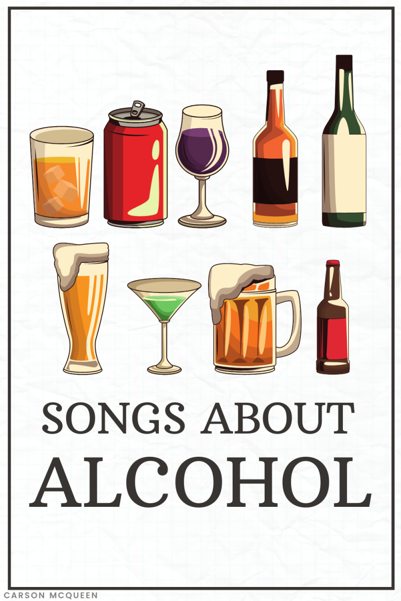 120+ Songs About Alcohol: The Best Tunes to Toast To