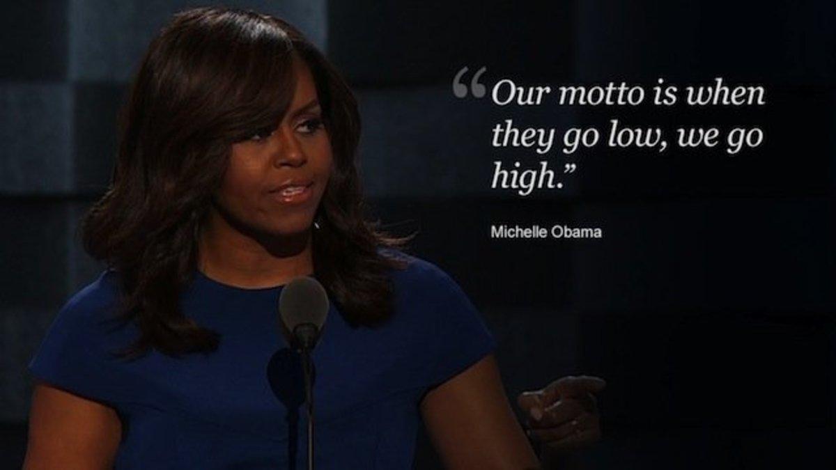Michelle's Motto