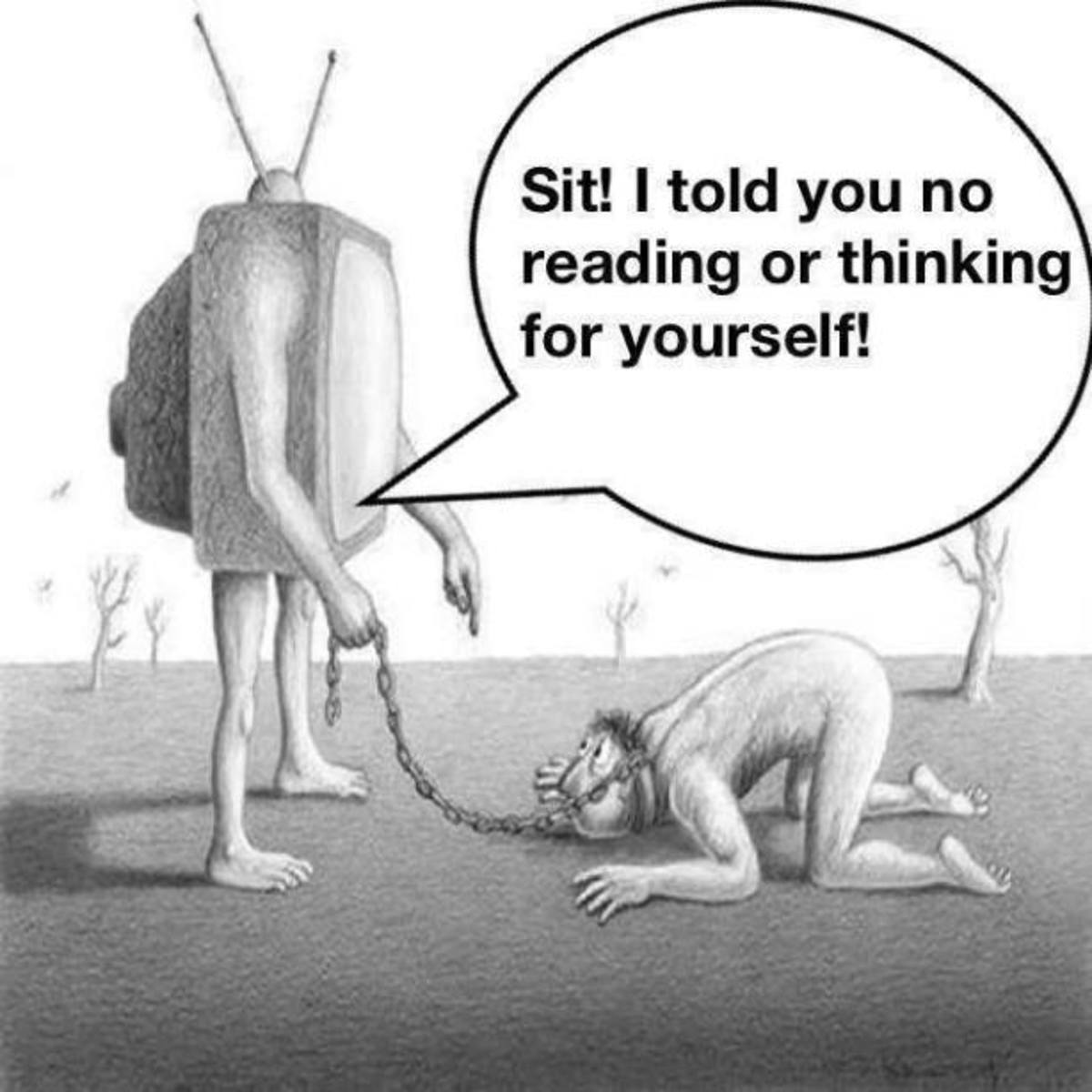 One of the oldest methods of mind control