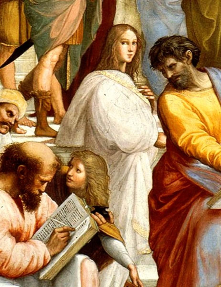 Hypatia of Alexandria, died 415 AD