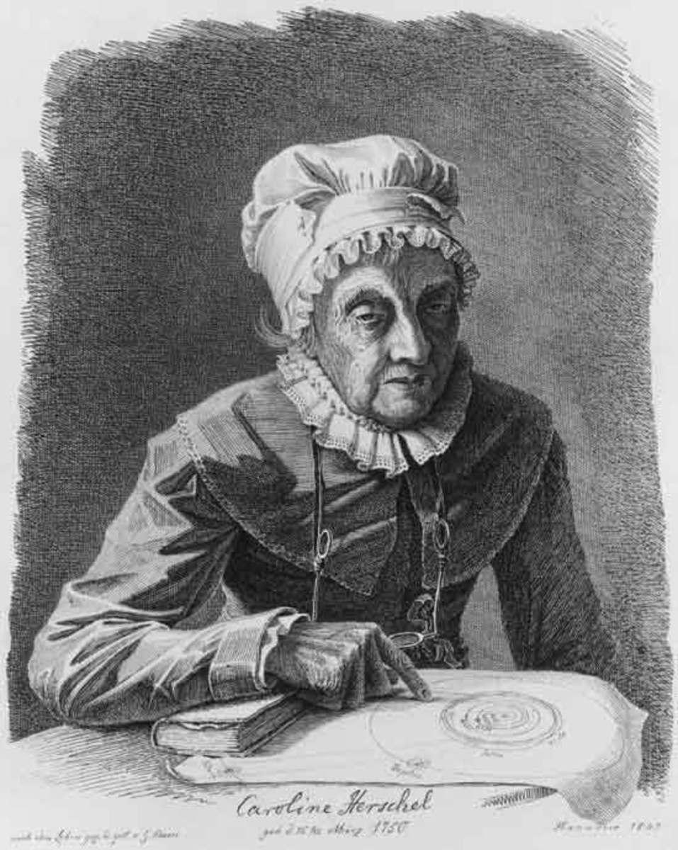 Caroline Herschel, 1750-1848