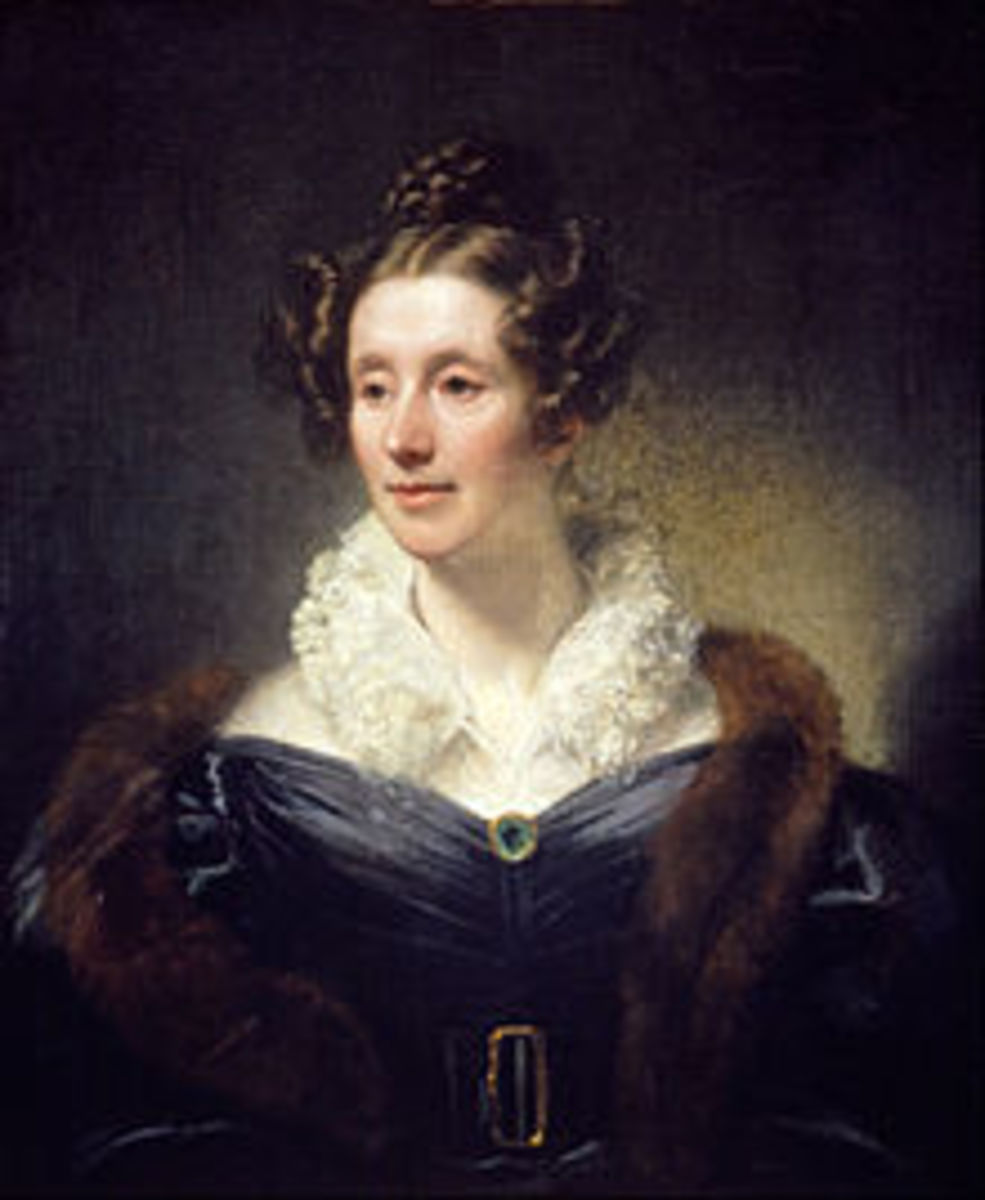 Mary Somerville, 1780-1872