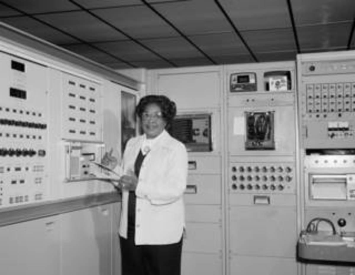 Mary Jackson, Engineer and Mathematician