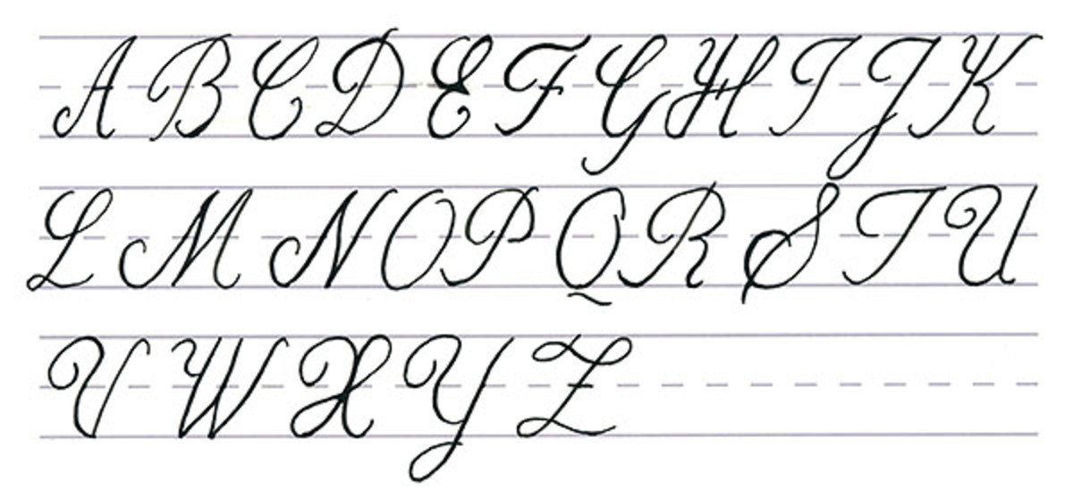 How Important Is Learning Cursive, Really? | Soapboxie