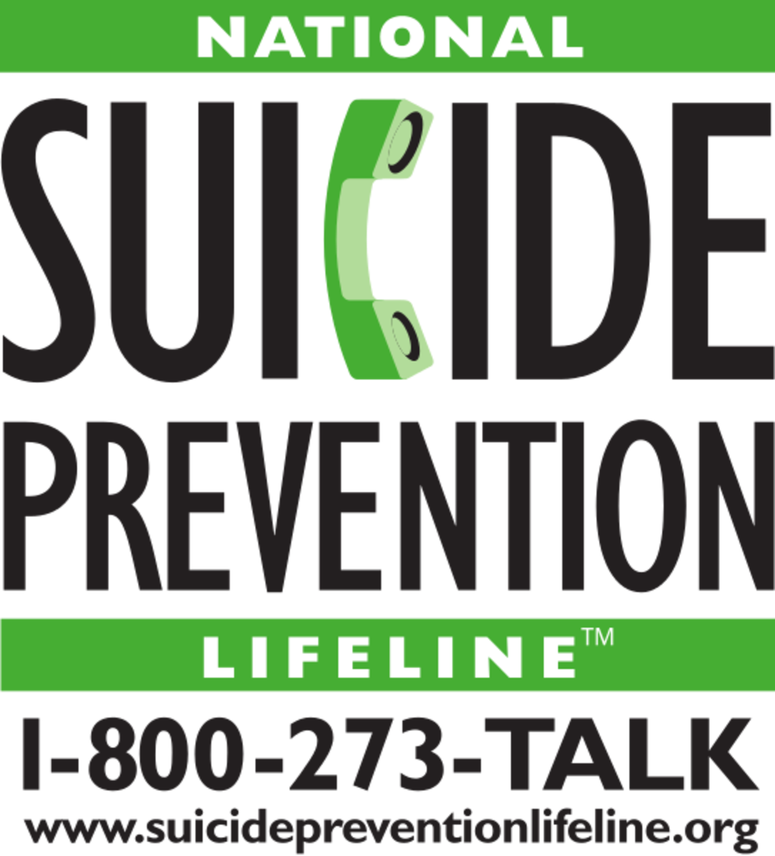 If you are experiencing suicidal thoughts, PLEASE reach out and call! Someone is here to help you.