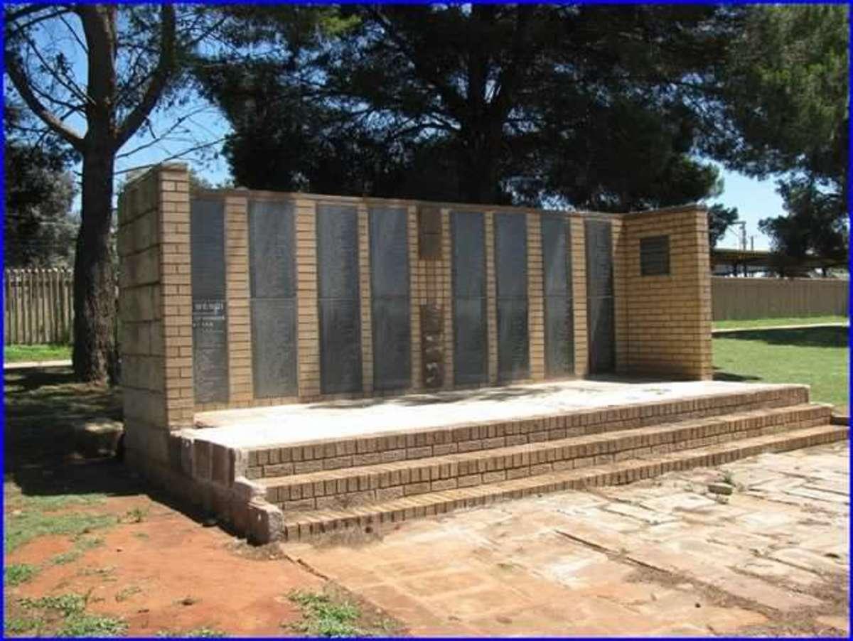 Mendi Memorial, South Africa @ Invisionzone