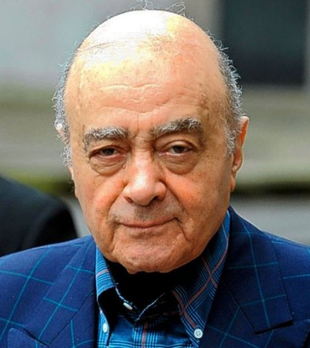 Mohamed Abdel Moneim Al-Fayed. Dodi's father and Egyptian business magnate.