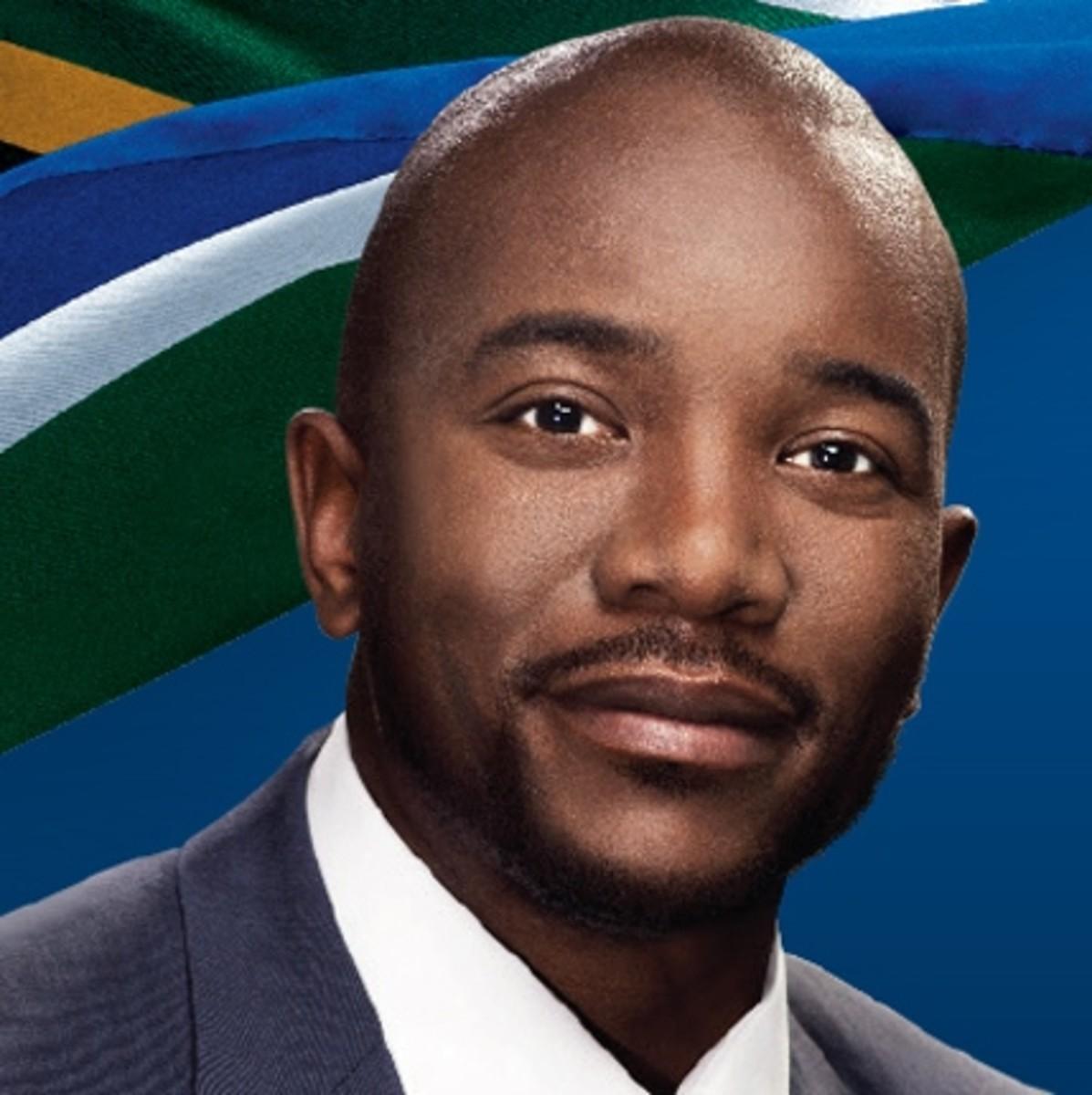 Mmusi Maimane, Leader of the DA since 2015