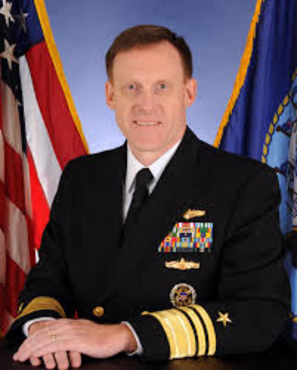 Head of the NSA Admiral Michael Rogers