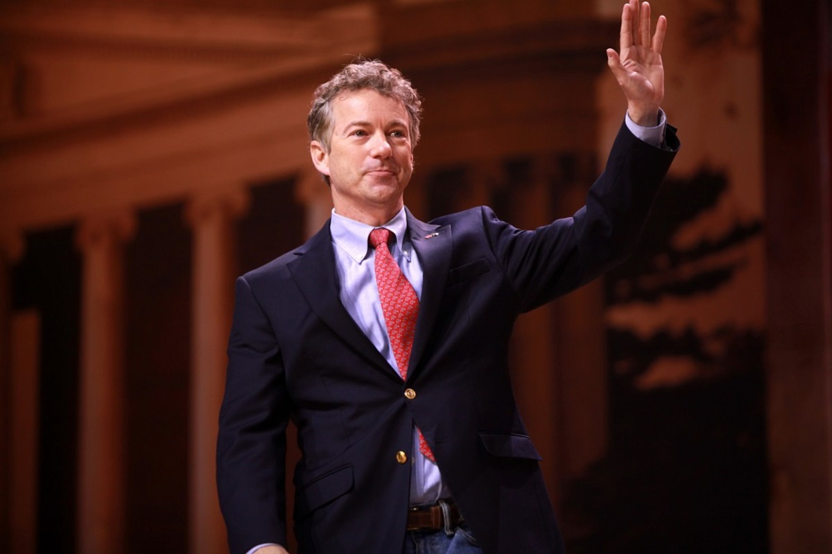 U.S. Senator from Kentucky Rand Paul