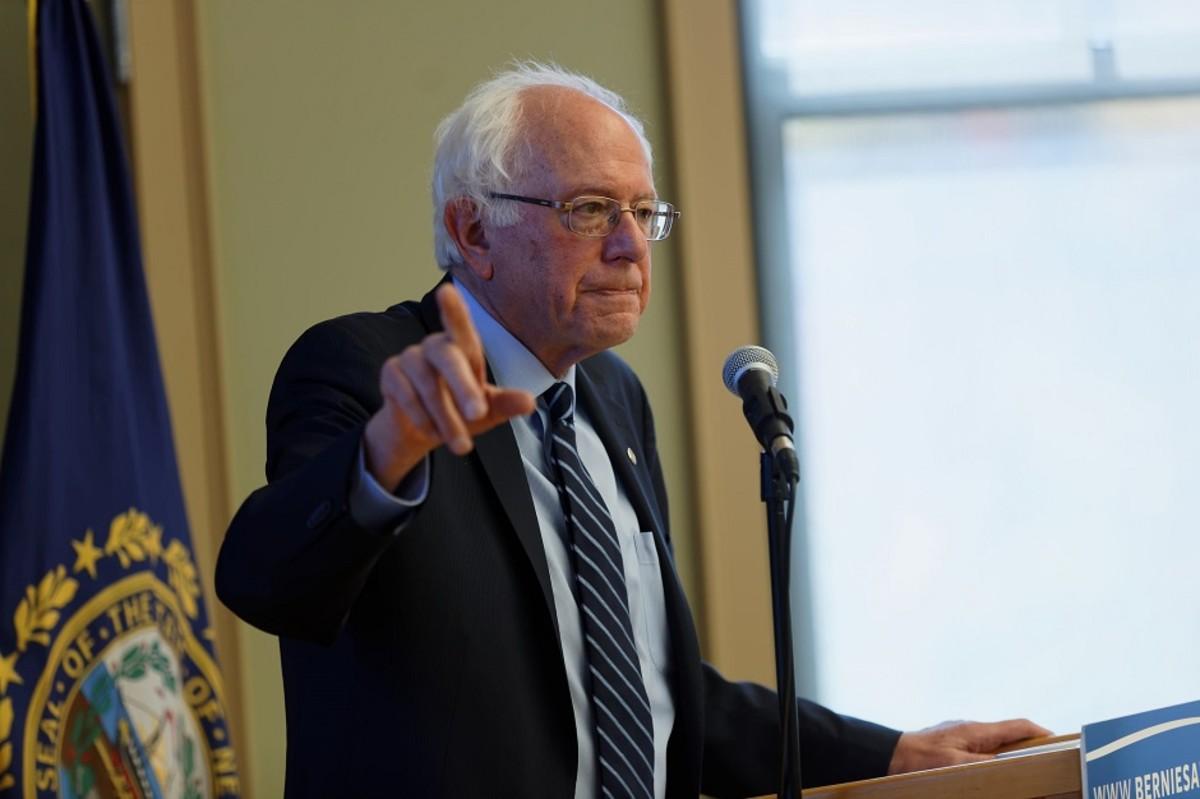 U.S. Senator from Vermont Bernie Sanders