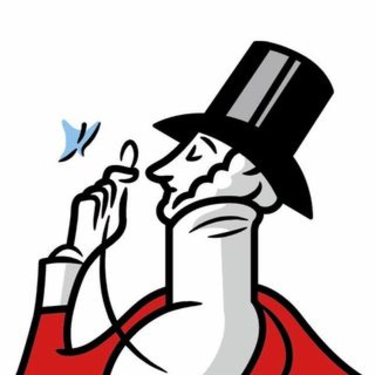 If you see Eustace Tilley's Monocle Man at the Boone, Iowa Post Office, Trust Me. He's Lost.