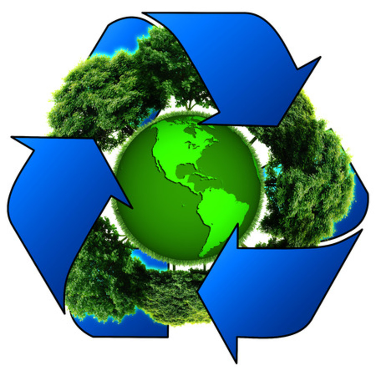 Reuse, Reduce, Recycle! You Can Help Save The Planet in Your Own Small Way!