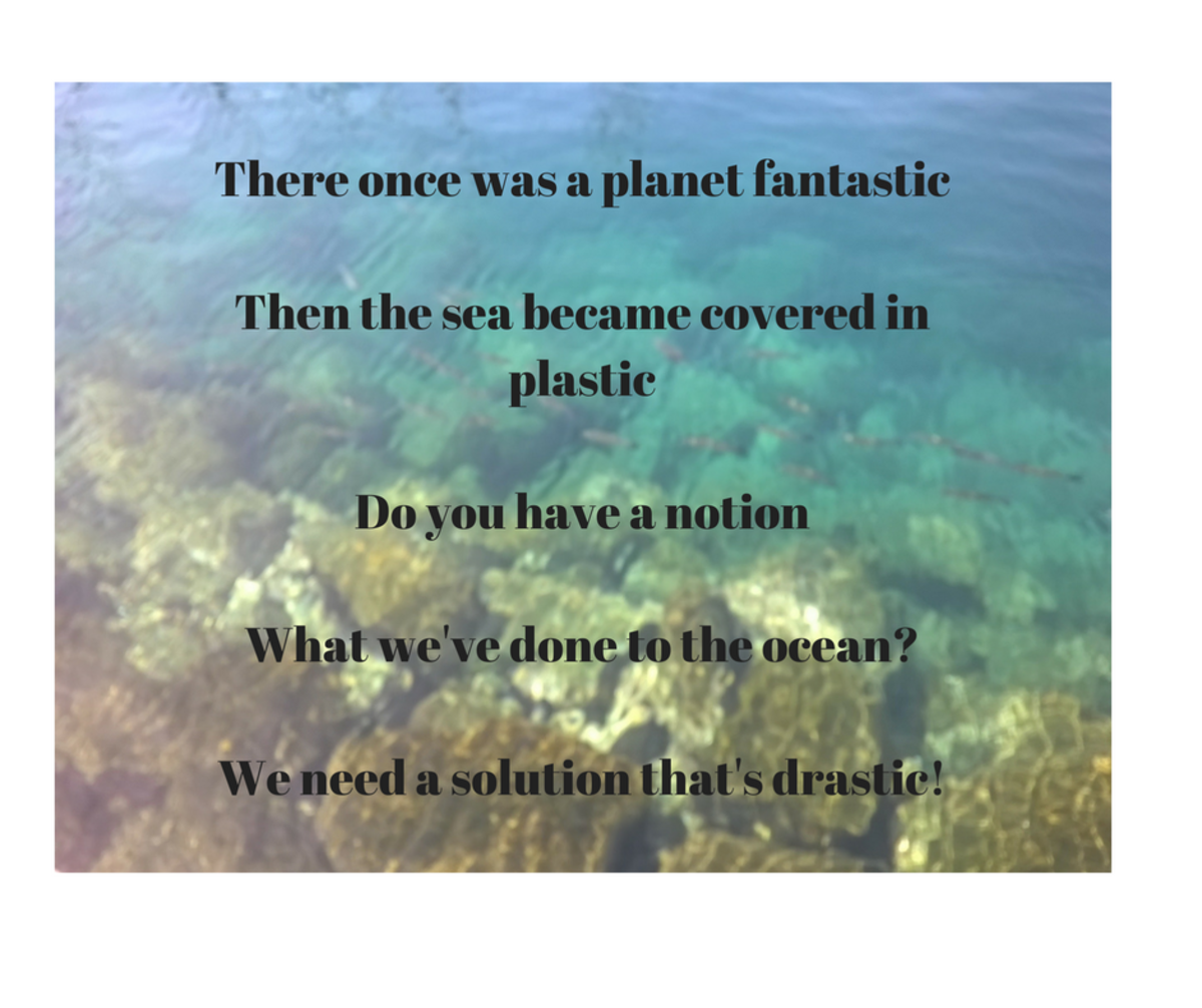 A Limerick for the Seas