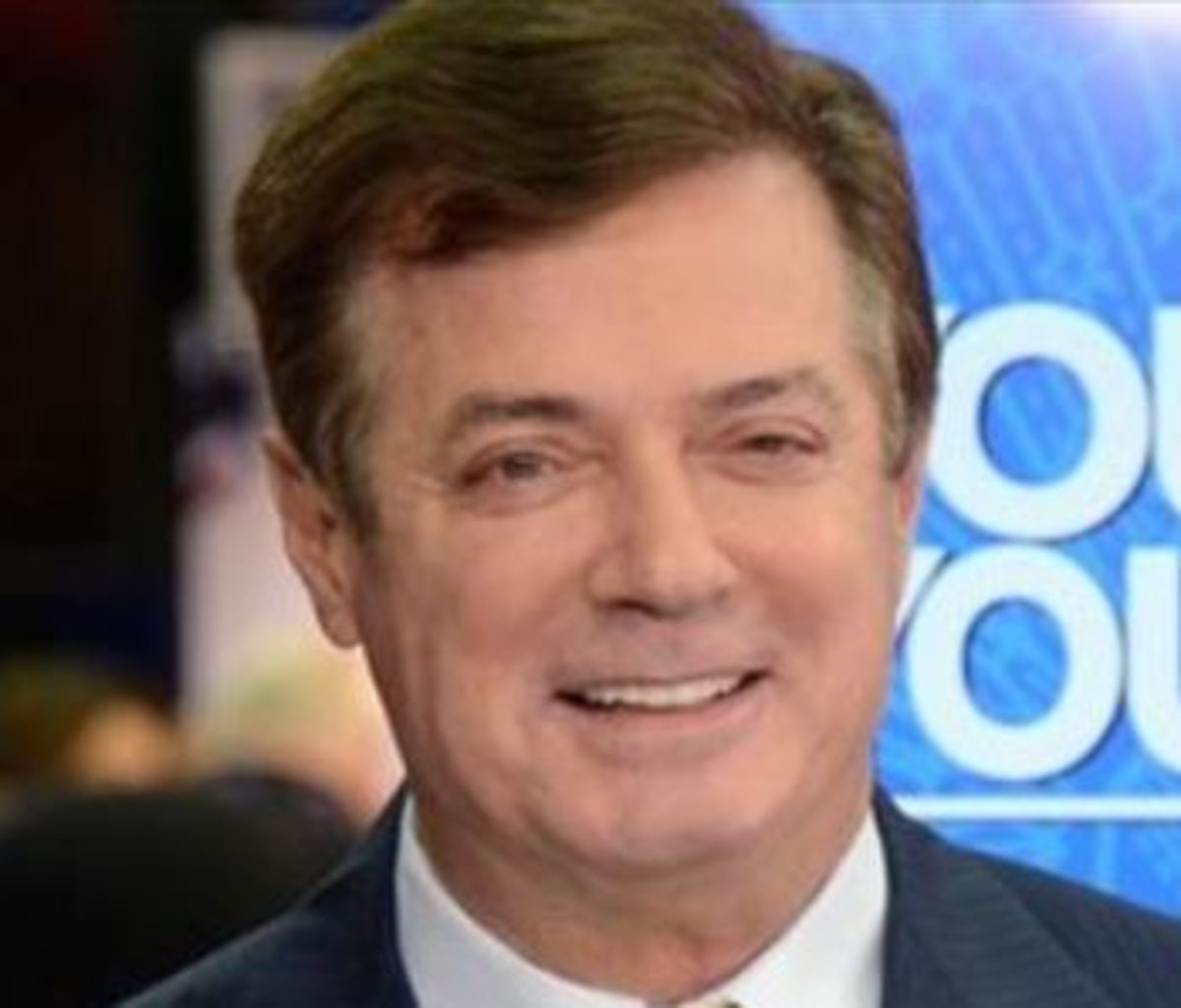 Trump campaign manager Paul Manafort