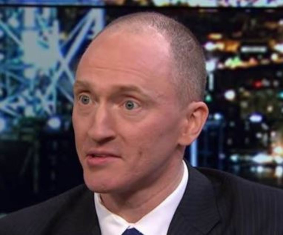 Former Trump adviser, Carter Page