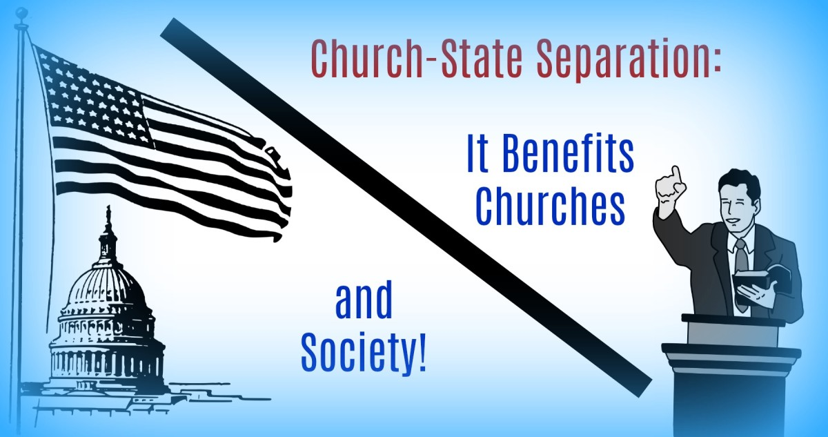Church-state separation is good for everyone.