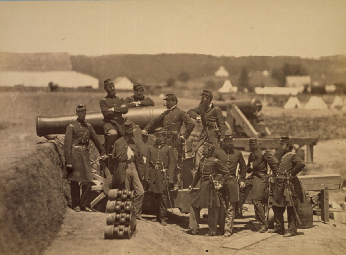 Fantastic historical photo of the 69th New York Militia 1861.
