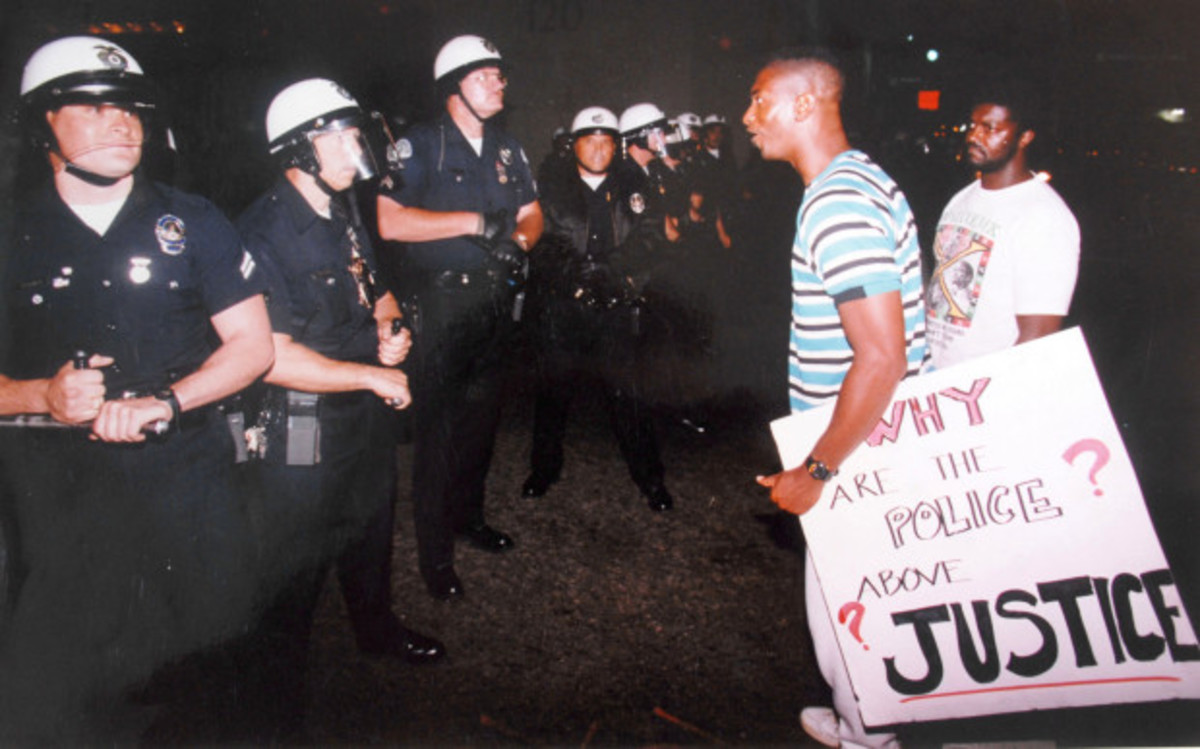LA Riots 25 years later: Rodney King's 'Can we all get along' still matters