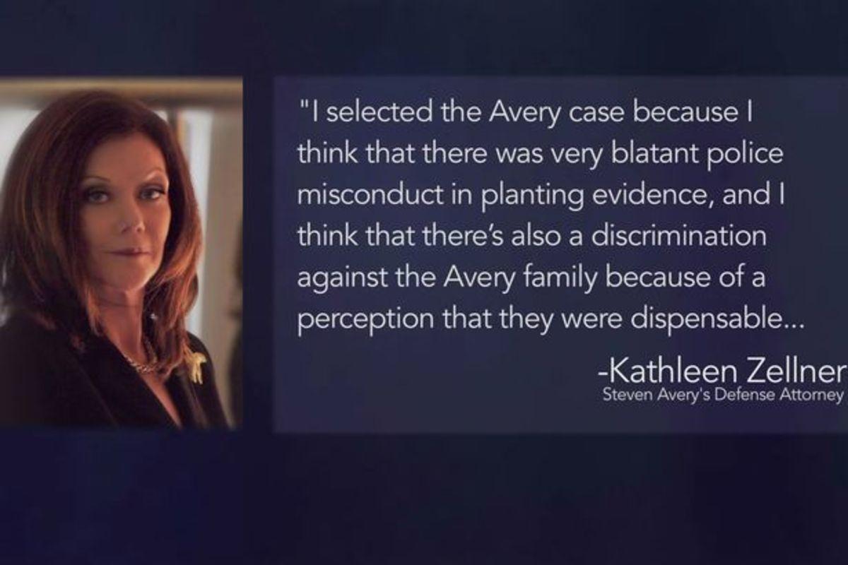 Quote from Kathleen Zellner