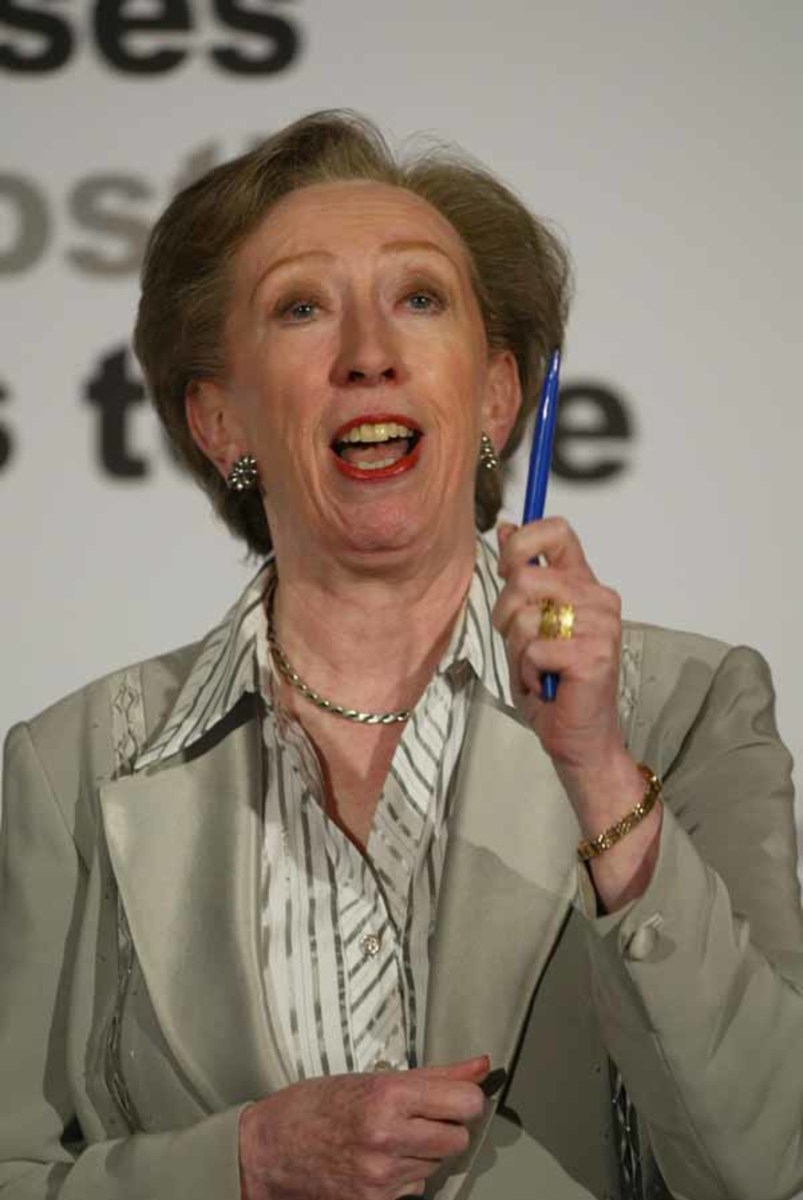 Dame Margaret Beckett MP:  Regrets voting for Corbyn now