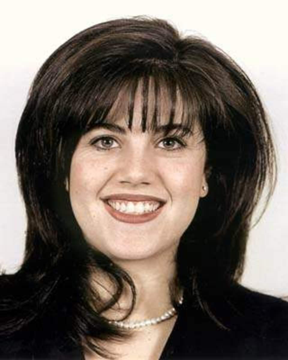 Monica Lewinsky in 1997.