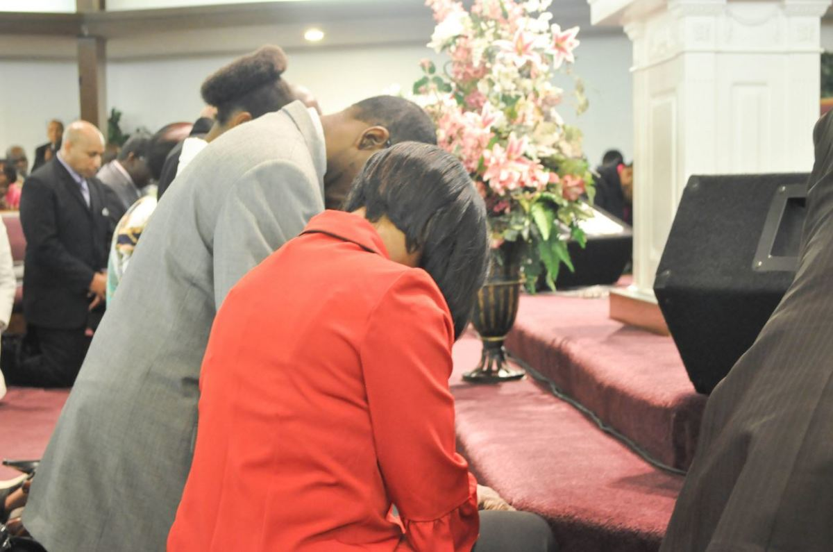 African Americans depend on God more than any other group