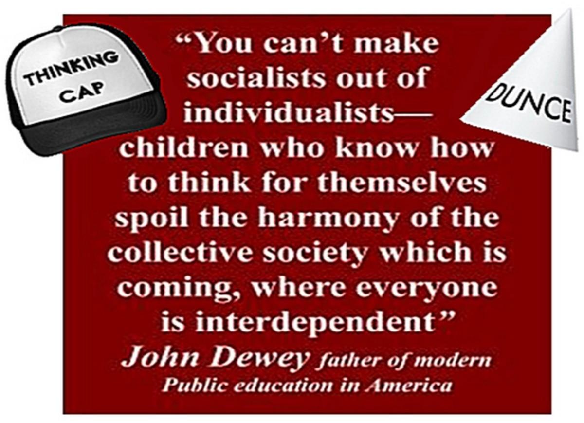 Why Statist Socialists must brainwash children to make socialism work.