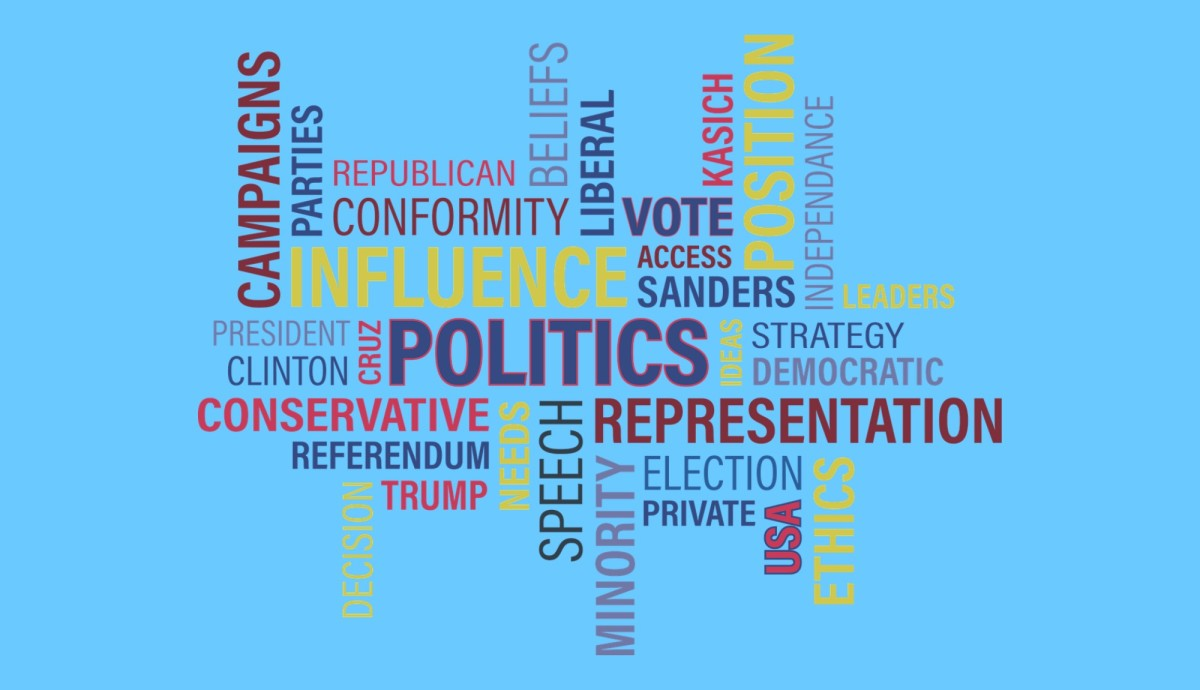 Your political choices might be influenced by your personality.
