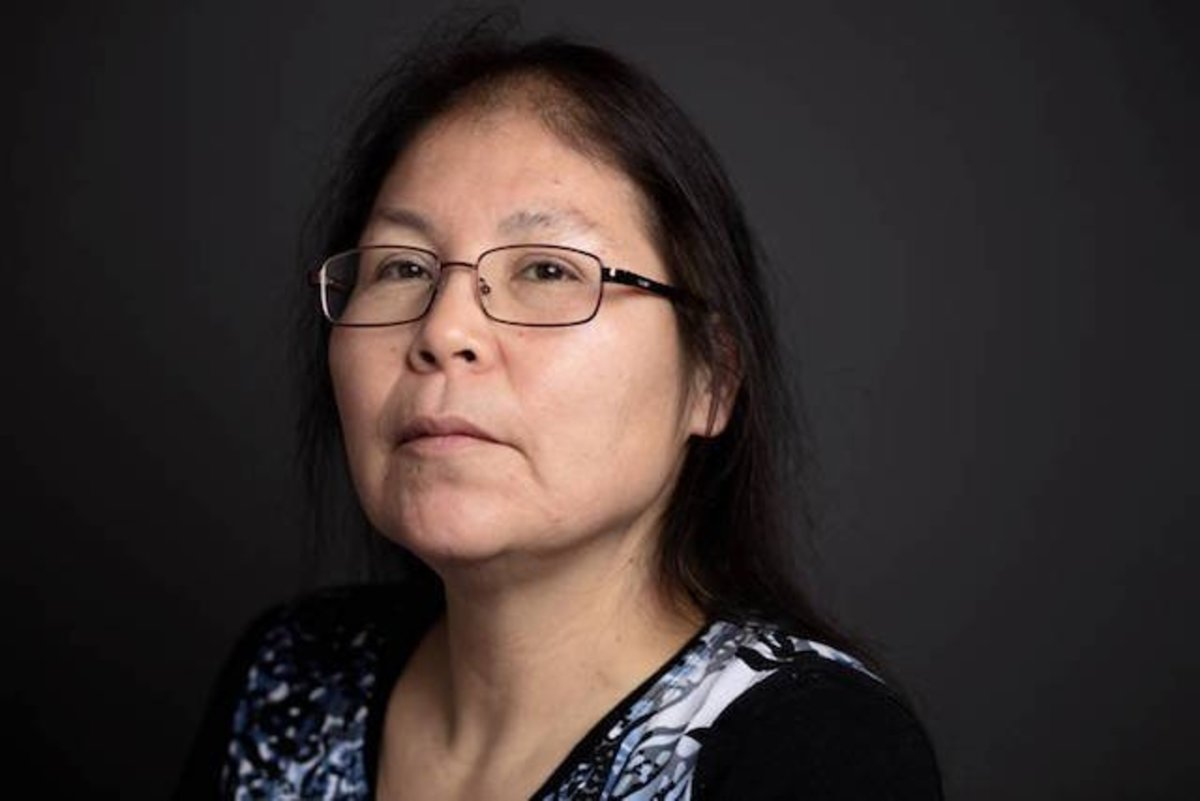 Beaverhouse First Nation Chief Marcia Brown Martel,  the lead plaintiff in the Ontario class-action suit
