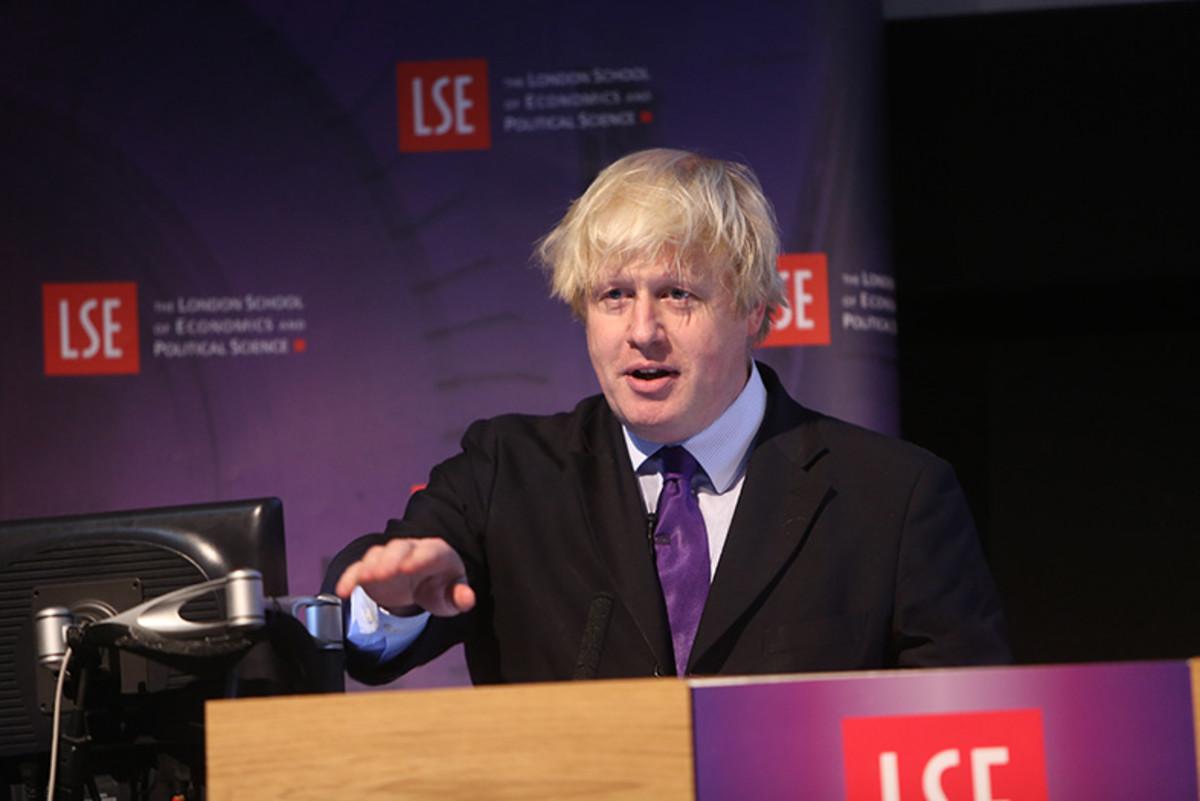 Boris:  Future PM?