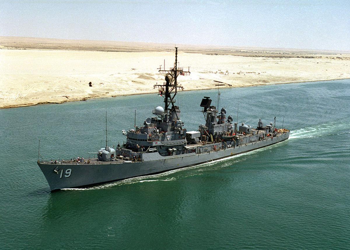 USS Tattnall