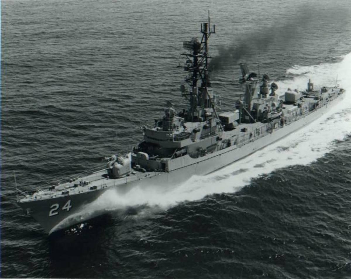 USS Waddell