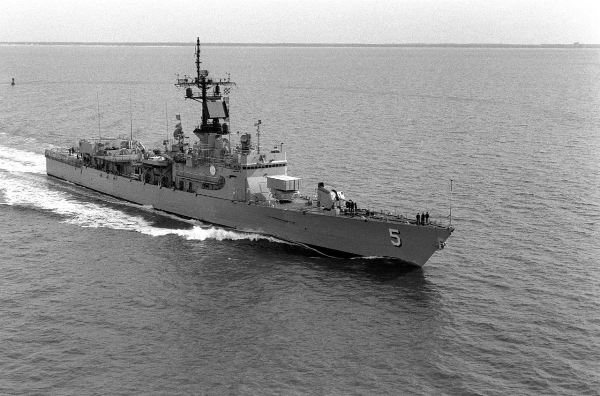 USS Richard L Page