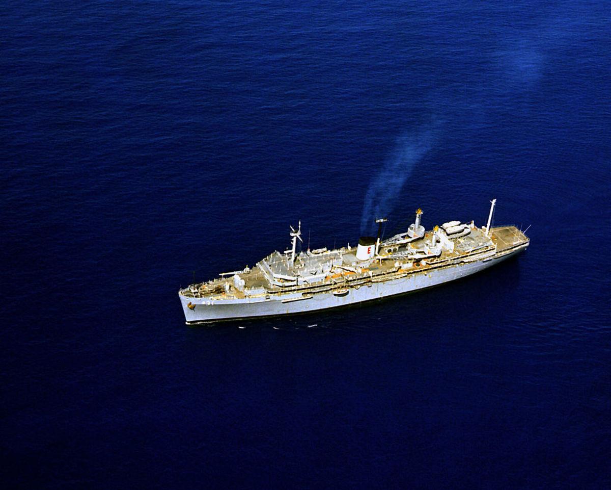 USS Hunley