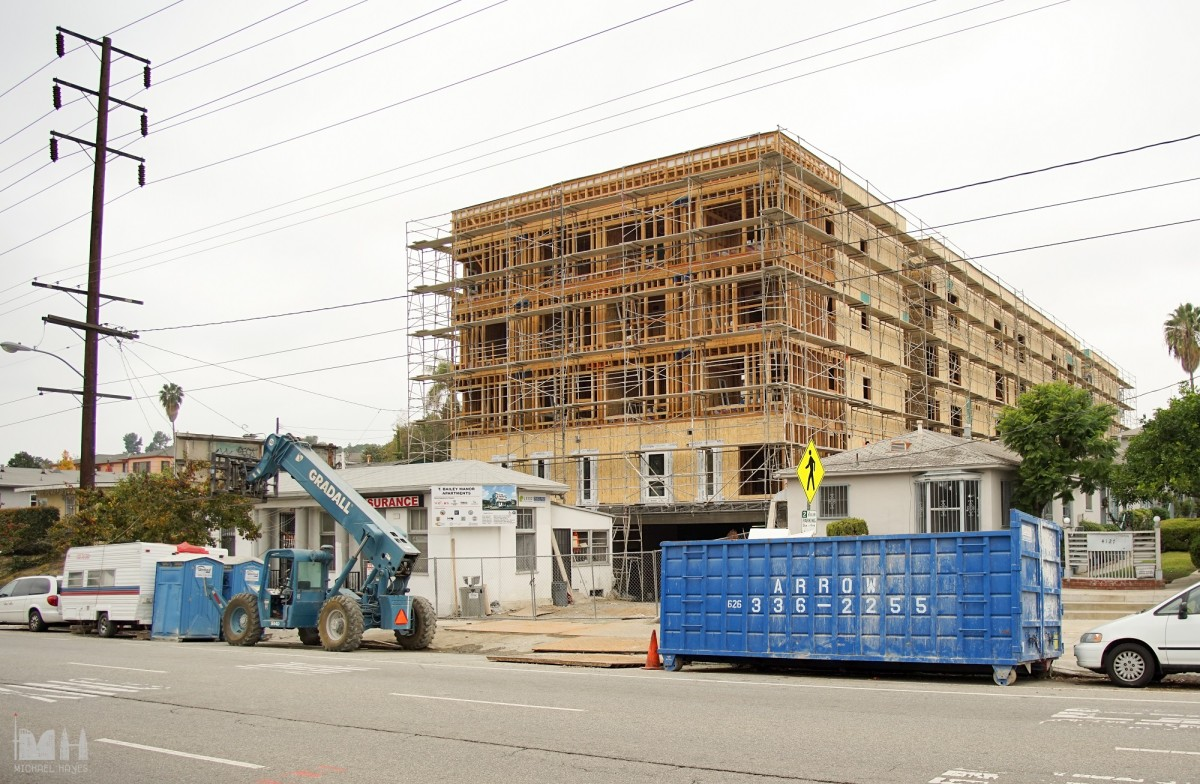 A memo from the L.A. Planning Department detailed the changes to the legislation.