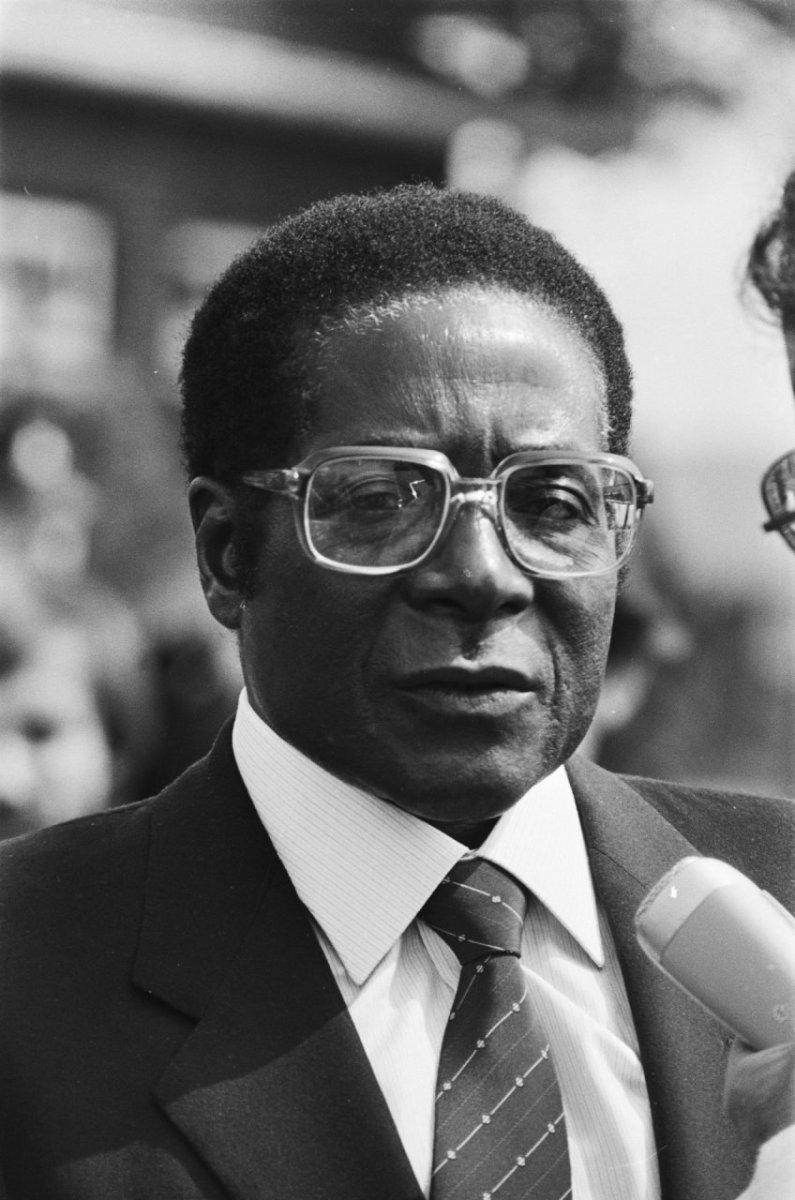 Mugabe 1982