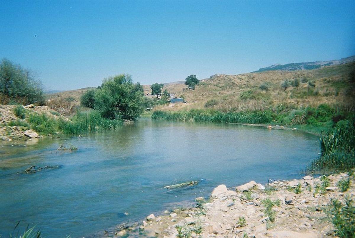 South Litani River, near the Israeli border