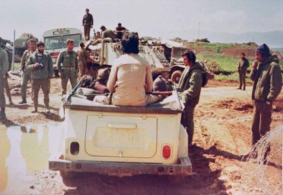 Israel Defense Forces, 1978