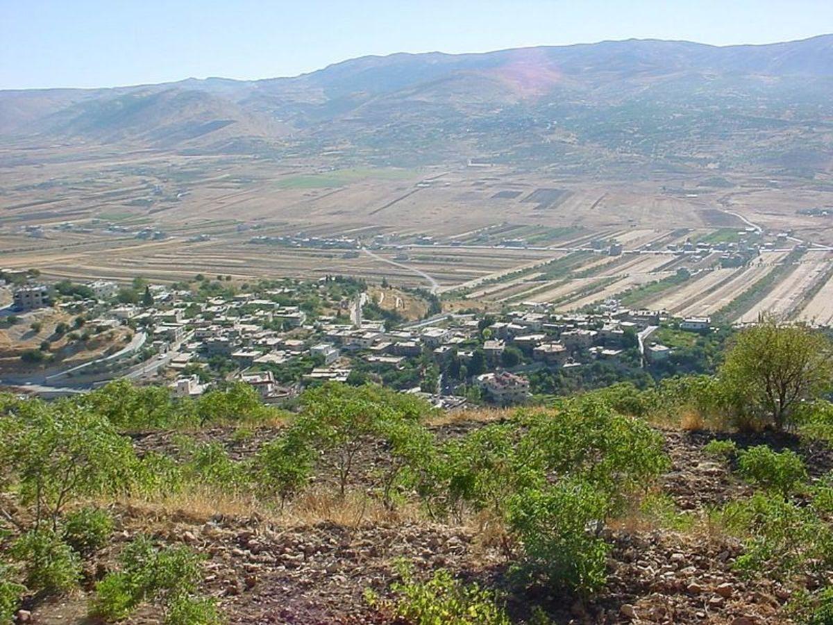Al-Rafid, Bekaa