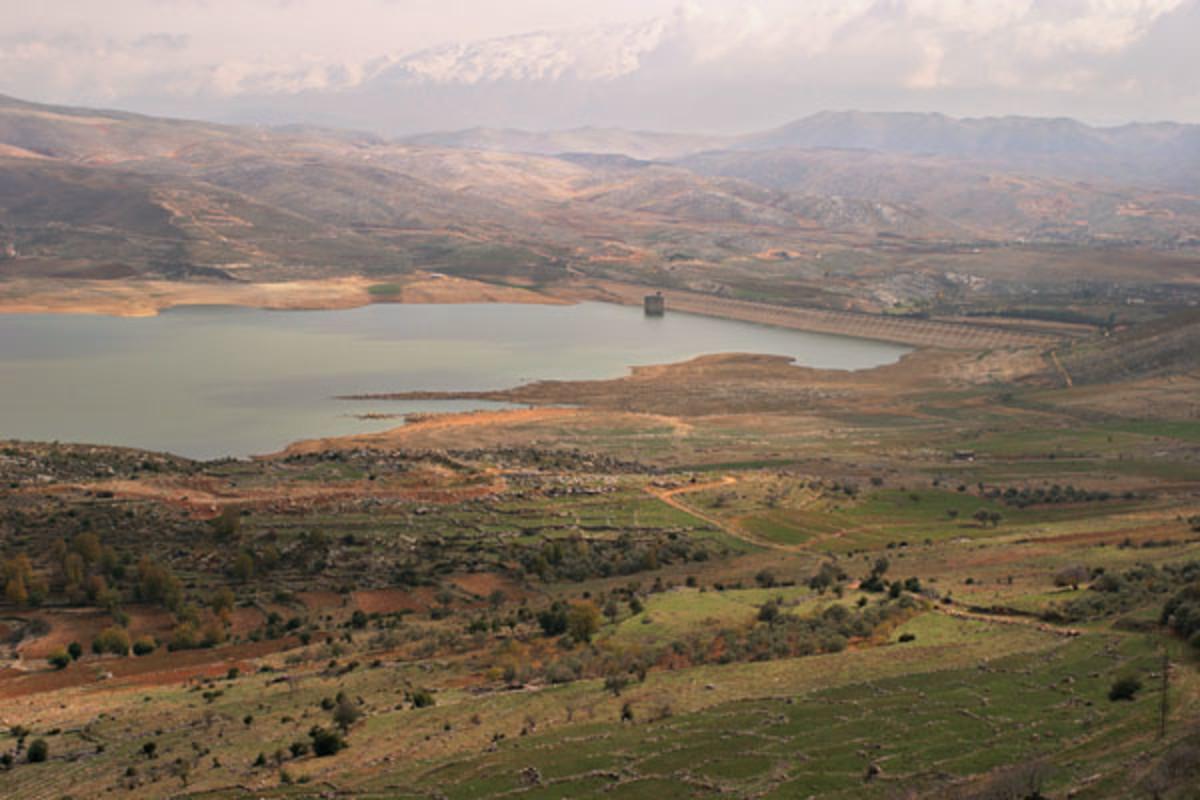 Quaroun Lake