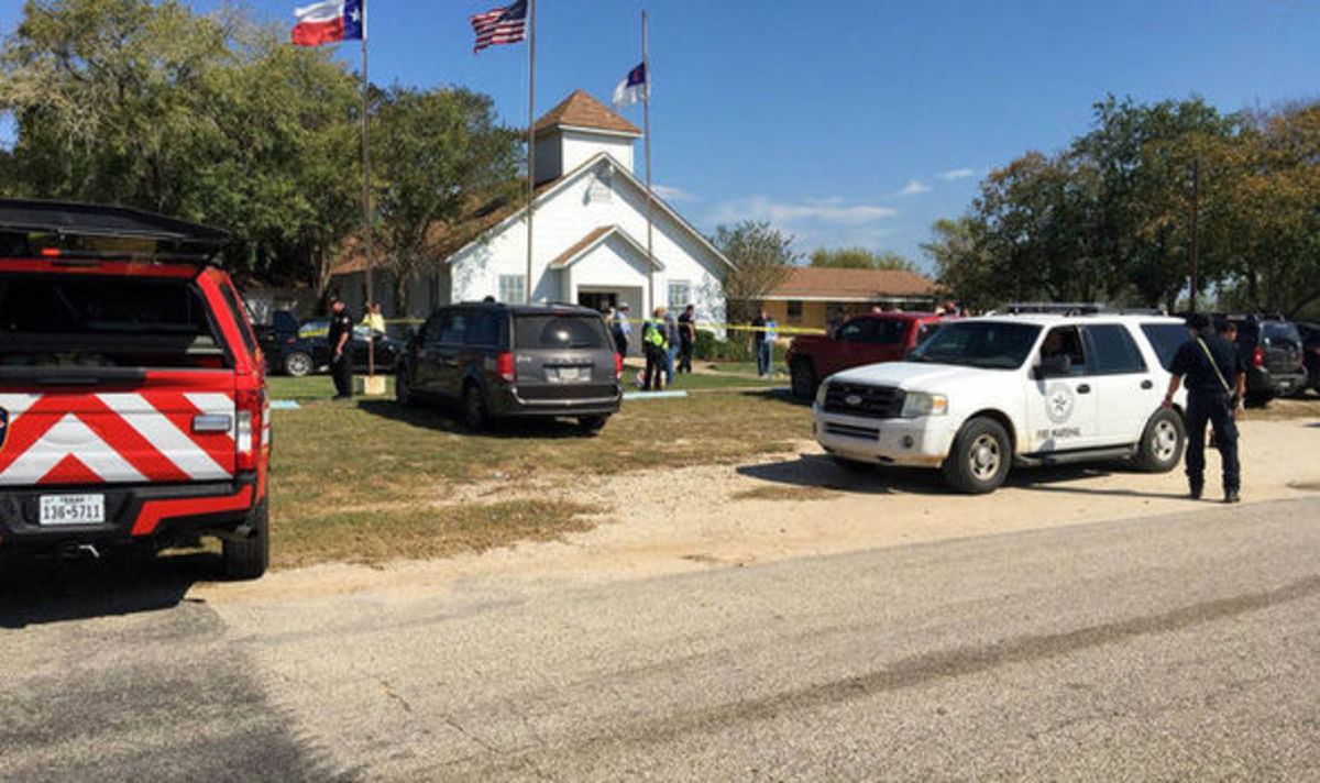 FBI, Local Police Involved; Residents Praying