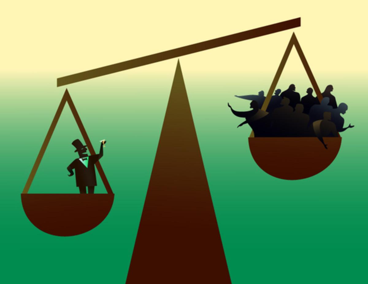 Social hierarchy.
