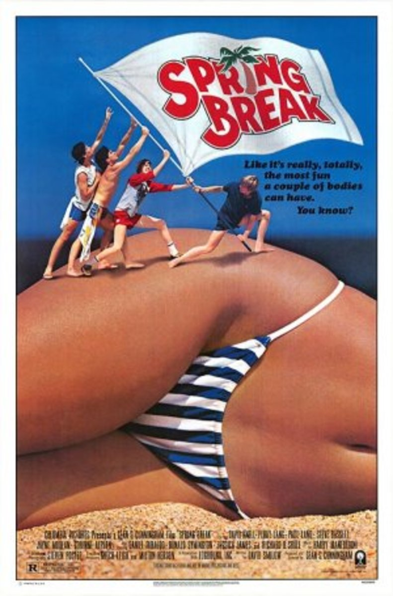 The 1983 movie Spring Break