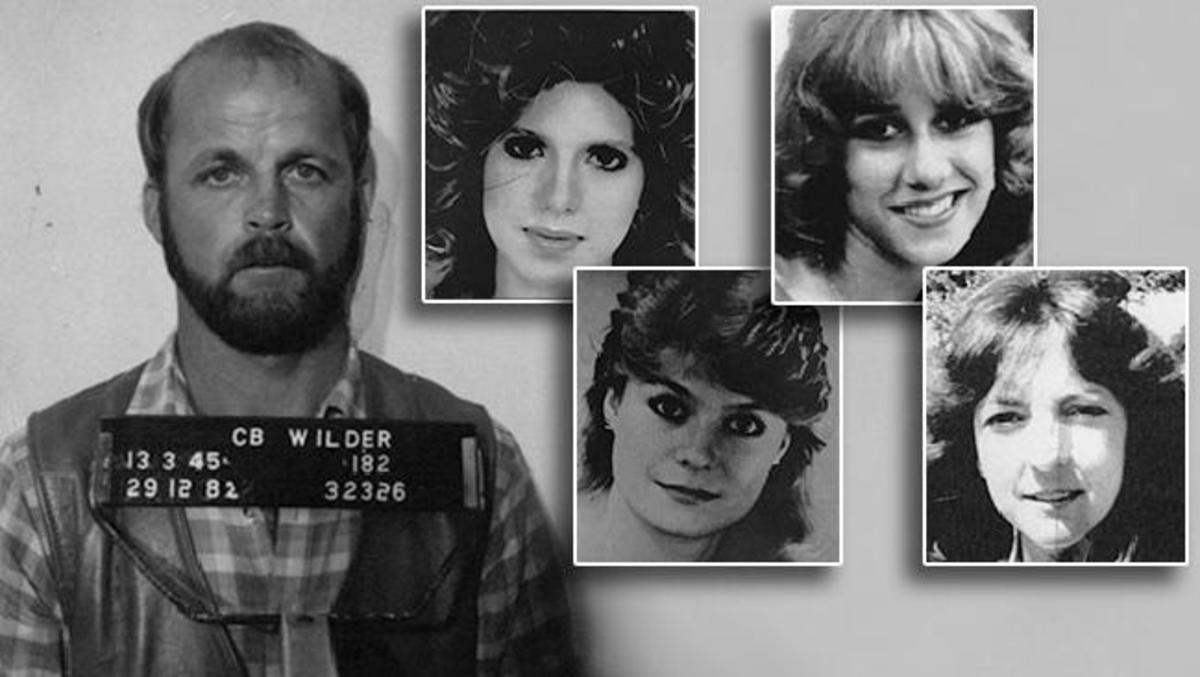 Serial killer Christopher Wilder, dubbed the Beauty Queen Killer.